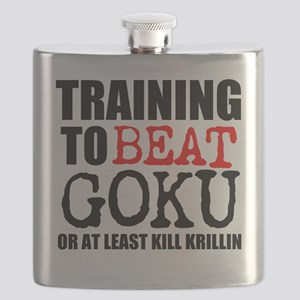 TRAINING TO BEAT Flask