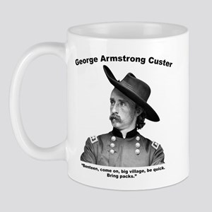 Custer: Benteen Mug