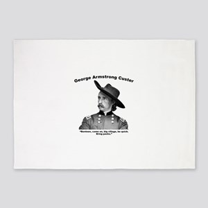 Custer: Benteen 5'x7'Area Rug