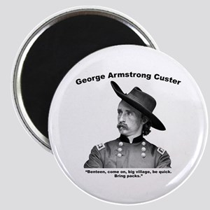 Custer: Benteen Magnet
