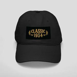 Classic 1954 Black Cap