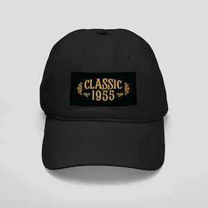 Classic 1955 Black Cap