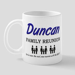 Duncan Family Reunion Mug