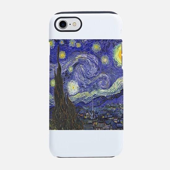 Van Gogh Starry Night iPhone 7 Tough Case