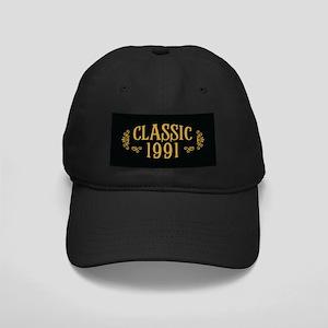 Classic 1991 Black Cap
