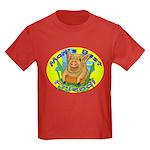 Pig - Kids Dark T-Shirt