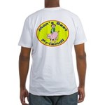 Pigs - Fitted T-Shirt