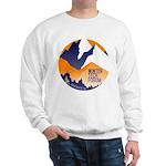 wtf circle Sweatshirt
