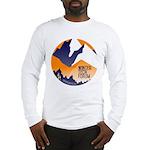 wtf circle Long Sleeve T-Shirt
