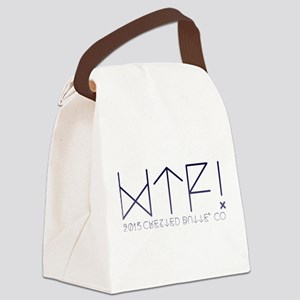 WTF 2015 Canvas Lunch Bag