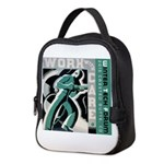 Work with care CB Neoprene Lunch Bag