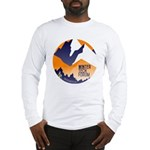WTF Mountains Long Sleeve T-Shirt
