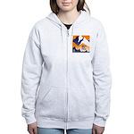 WTF Mountain Women's Zip Hoodie