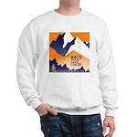 WTF Mountain Sweatshirt
