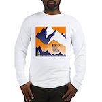 WTF Mountain Long Sleeve T-Shirt