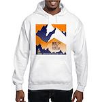 WTF Mountain Hooded Sweatshirt