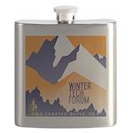 WTF Mountain Flask