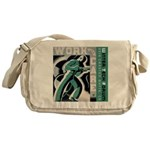 Work with care CB Messenger Bag