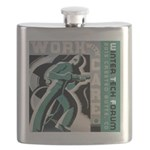 Work with care CB Flask