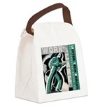 Work with care CB Canvas Lunch Bag