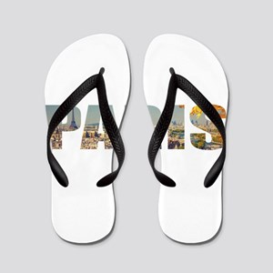 Paris Flip Flops
