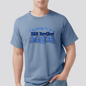 I'm Going To Be A Big Brother Again Kids T-Shirt