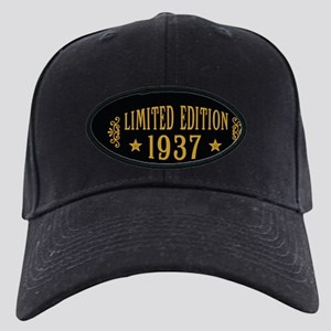 Limited Edition 1937 Black Cap