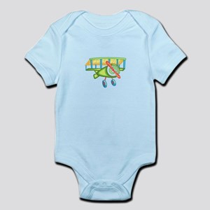 CHILDRENS PLANE Body Suit