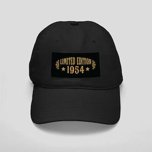 Limited Edition 1954 Black Cap