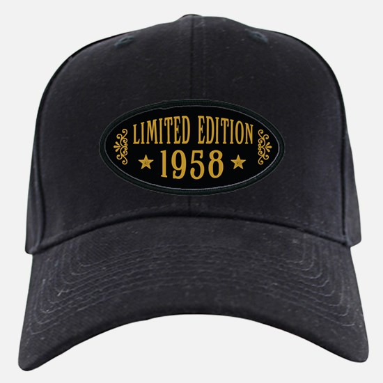 Limited Edition 1958 Baseball Hat