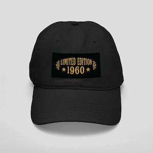 Limited Edition 1960 Black Cap