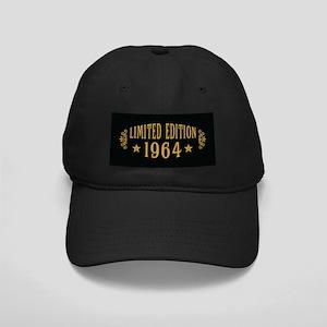 Limited Edition 1964 Black Cap