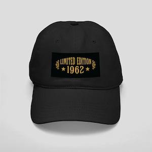 Limited Edition 1962 Black Cap