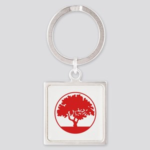 FRAMED TREE Keychains