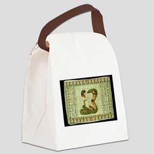 Cleopatra 10 Canvas Lunch Bag
