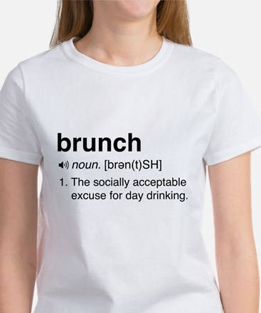Brunch definition T-Shirt