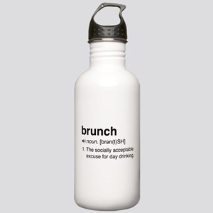 Brunch definition Water Bottle