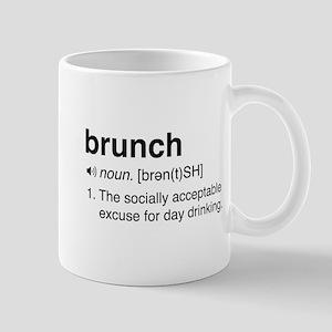 Brunch definition Mugs