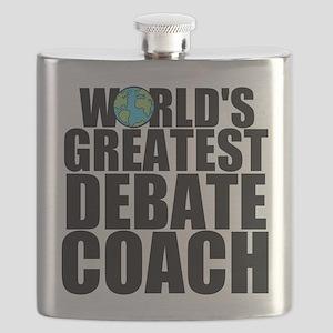 World's Greatest Debate Coach Flask