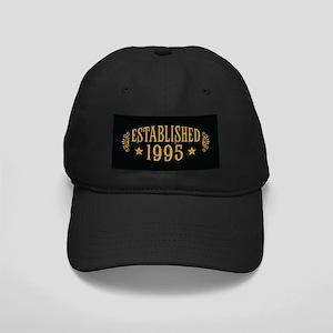 Established 1995 Black Cap