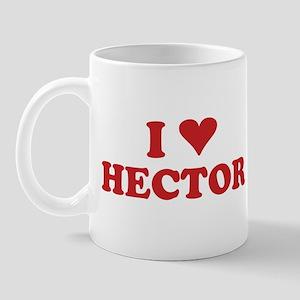 I LOVE HECTOR Mug