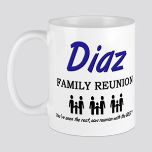 Diaz Family Reunion Mug