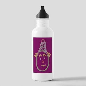 Man Fez Plum Roy's Fav Stainless Water Bottle 1.0L