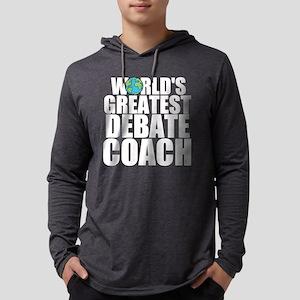 World's Greatest Debate Coach Long Sleeve T-Sh