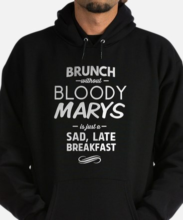 Brunch without bloody marys is just a sad, late br