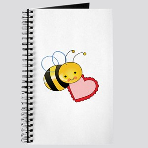 BEE WITH HEART Journal