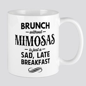 Brunch without mimosas is just a sad, late breakfa