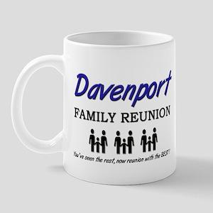 Davenport Family Reunion Mug