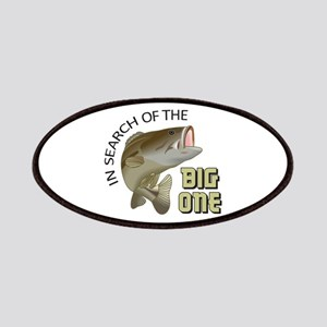 IN SEARCH OF BIG ONE Patches