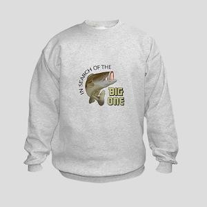 IN SEARCH OF BIG ONE Sweatshirt